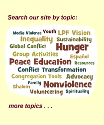 Search the LPF website by keyword topics
